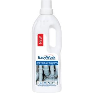 Средство EASYWORK для прочистки труб профессиональная серия, 750 мл