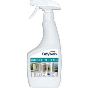 Спрей EASYWORK для мытья стекол, профессиональная серия, 500 мл