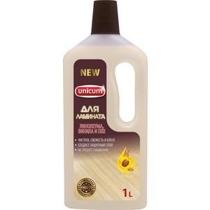 Средство UNICUM для мытья полов ламинат, 1 л ламинат