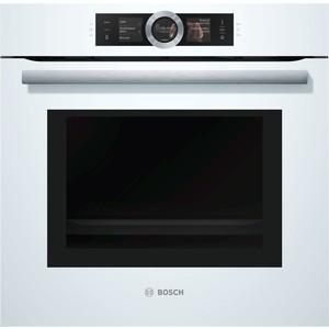 Электрический духовой шкаф Bosch Serie 8 HNG6764W6
