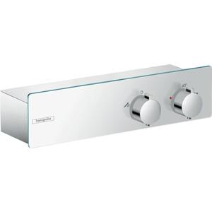 Термостат для душа Hansgrohe ShowerTablet хром (13102000) смеситель для душа hansgrohe showertablet 13102000 с термостатом хром