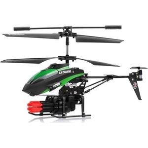 Радиоуправляемый вертолет WL Toys V398 Mini Rocket Gun ИК-управление - WLT-v398 цена 2017