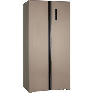 Холодильник Hiberg RFS-480D NFH все цены