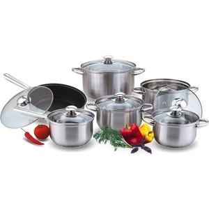 Набор посуды 12 предметов Kelli (KL-4101)