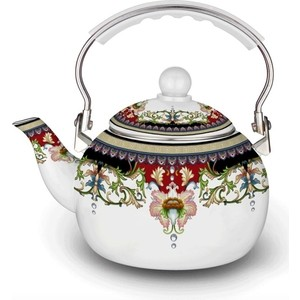 Чайник эмалированный 2.5 л Kelli (KL-4116)