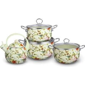 Набор посуды 7 предметов Kelli (KL-4123)