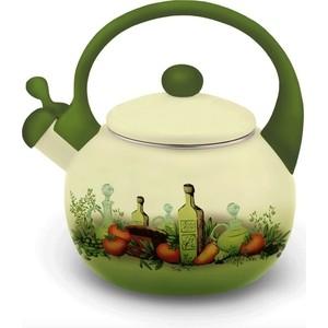 Чайник эмалированный 2.5 л Kelli (KL-4436)