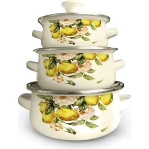 Набор посуды 6 предметов Kelli (KL-4451)