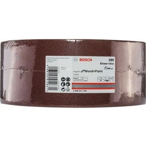 Шлифрулон Bosch J450 Expert for Wood+Paint 93x50.000 мм K180 (2.608.621.478)