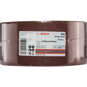 Шлифрулон Bosch J450 Expert for Wood+Paint 93x50.000 мм K320 (2.608.621.481)