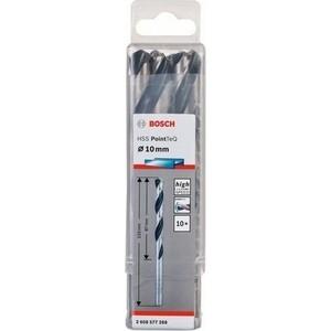 Сверло по металлу Bosch 10шт HSS PointTeQ 10 мм (2.608.577.268)
