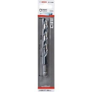 Сверло по металлу Bosch Impact Control с шестигранным хвостовиком 11 мм (2.608.577.064)