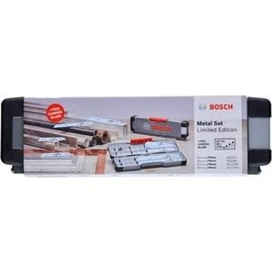 Набор пильных полотен Bosch ToughBox 20+1 Carbide for Metal (2.607.011.300)