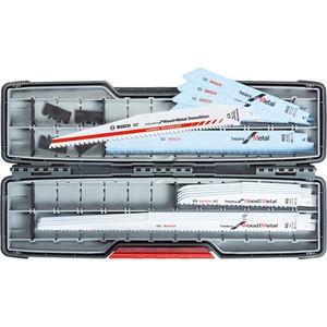 Набор пильных полотен Bosch ToughBox 16+1Carbide Seeding W+M (2.607.011.301)