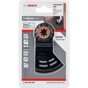Пильное полотно Bosch Starlock Plus твердосплавное Dual-Tec 53x40 мм PAYZ 53 BPB (2.608.664.209)