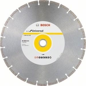Алмазный диск Bosch 350х25.4мм Eco for Universal (2.608.615.035)