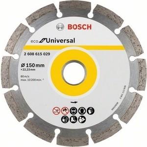 Алмазный диск Bosch 10шт Universal 150-22,23 ECO (2.608.615.042)