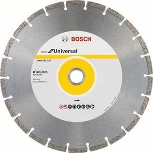 Алмазный диск Bosch 300х25.4мм Eco for Universal (2.608.615.033)