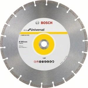 Алмазный диск Bosch Universal 300-20 ECO (2.608.615.032)