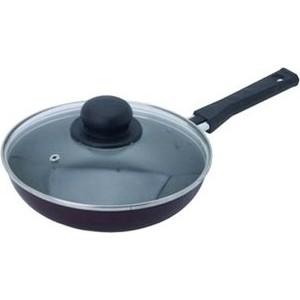 Сковорода с крышкой Flonal d 26см Black&Silver (BS2263)