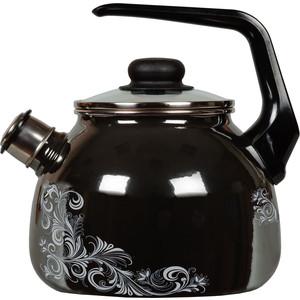 купить Чайник эмалированный со свистком 3.0 л Vitross Iseberg 1RC12 недорого