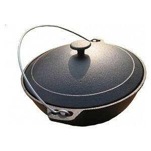 Казан 4,0 л с крышкой Myron cook Tradition (MC0042)