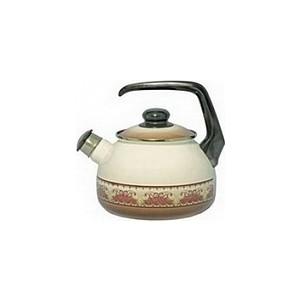 Чайник эмалированный 2.5 л Metrot Терракот (083064)