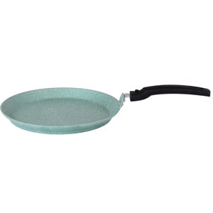 Сковорода d блинная 24 см Kukmara Фисташковый мрамор (сбмф240а)