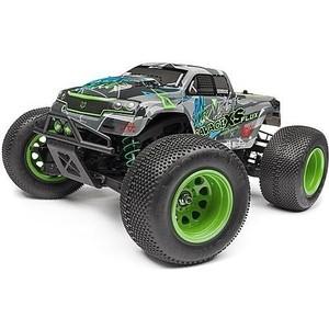 Фото - Радиоуправляемая монстр HPI SAVAGE XS FLUX Vaugn Gitting JR 4WD RTR масштаб 1:12 2.4G - HPI-115967 двигатель hpi 0 21 nitro star f3 5 pro 2013 hpi 110610