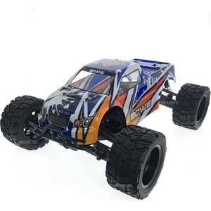 Радиоуправляемый монстр Himoto Bowie Pro E10MTL2 4WD RTR масштаб 1:10 2.4G - E10MTL2 радиоуправляемый монстр iron track bowie mtl