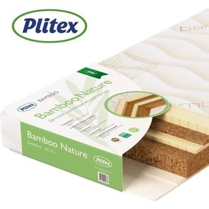 Матрас детский Plitex Bamboo Nature 1250х650х110 мм