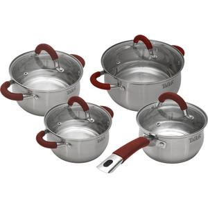 купить Набор посуды 4 прдмета Taller Милфорд (TR-7150) по цене 8630.5 рублей