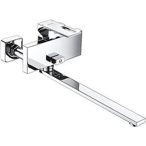 Смеситель для ванны Wasserkraft Alme 1500 с длинным изливом (1502L) смеситель для ванны и душа wasserkraft weser 7802l с длинным изливом 9060822
