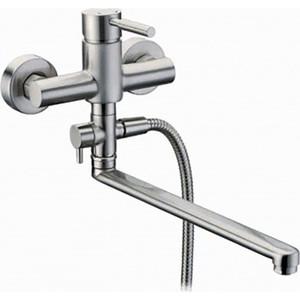 Смеситель для ванны Wasserkraft Wern 4200 с длинным изливом (4202L) цены