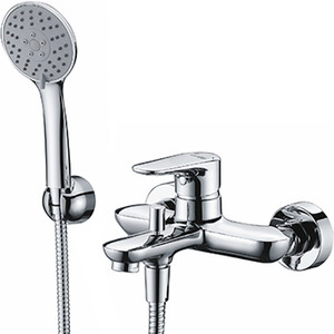 Смеситель для ванны Wasserkraft Vils 5600 с душем (5601)