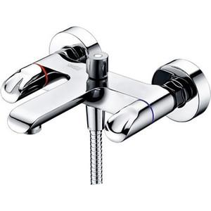 Смеситель для ванны Wasserkraft Lossa 1200 (1201) смеситель для раковины wasserkraft lossa 1203 9061224