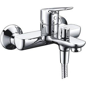 Смеситель для ванны Wasserkraft Lippe 4500 с душем (4501)