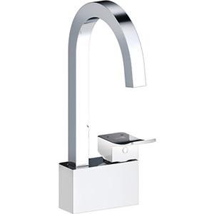 Смеситель для кухни Wasserkraft Aller 1060WHITE (1067WHITE)