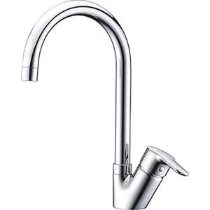 Смеситель для кухни Wasserkraft с поворотным изливом (24407)