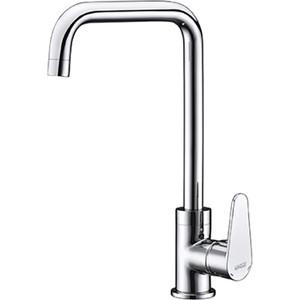 Смеситель для кухни Wasserkraft с поворотным изливом (28807)