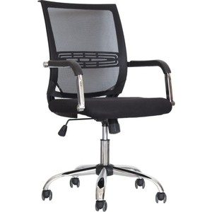 Кресло Стимул-групп CTK-XH-6057 CH black (черная сетка)