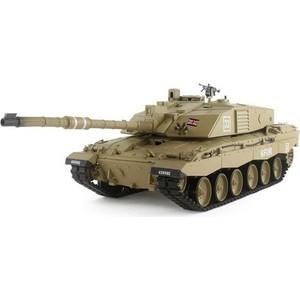 Радиоуправляемый танк Heng Long British Challenger 2 2.4GHz масштаб 1:16 - 3908-1
