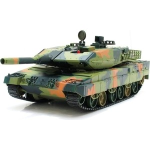 Радиоуправляемый танк Heng Long Leopard A5 масштаб 1:24 40Mhz - 3809