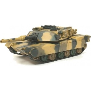Радиоуправляемый танк Heng Long M1A2 Abrams Tank масштаб 1:24 40МГц - 3816 tank chassis electronic blocks diy tank robot parts track chassis