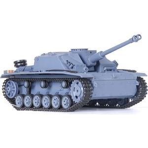 Радиоуправляемый танк Heng Long Sturmgeschutz III Ausf G SD KFZ 142-1 Pro масштаб 1:16 40Mhz - 3868-1 PRO радиоуправляемый танк heng long jangpanther pro масштаб 1 16 40mhz