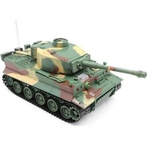 купить Радиоуправляемый танк Heng Long Tiger I ИК-версия масштаб 1:26 RTR 27G - 3828-1 недорого
