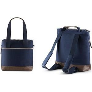 Сумка для коляски Inglesina Aptica, цвет N.BLUE MELANGE сумка рюкзак для коляски inglesina back bag aptica cashemire beige