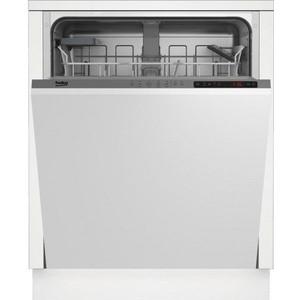 лучшая цена Встраиваемая посудомоечная машина Beko DIN 24310