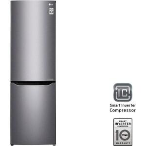 Холодильник LG GA-B419SLJL устричный соус pearl river bridge top grade oyster sauce высшей категории 120 мл