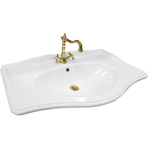 Раковина мебельная Акватон Версаль 100 белая (1A712431VS200)
